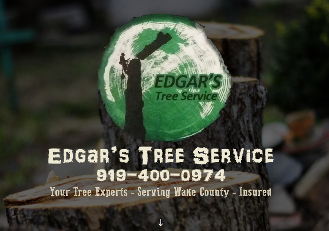 header image w text MOBILE TABLET - Edgar's Gardening And Tree Service